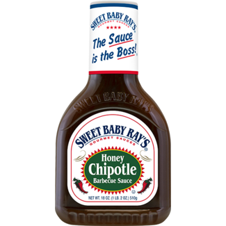 Sweet Baby Rays Honey Chipotle BBQ Sauce 510g