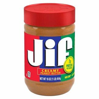 Jif Creamy Peanut Butter 453g