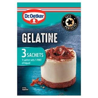 Dr. Oetker Gelatine sachets 3x12g