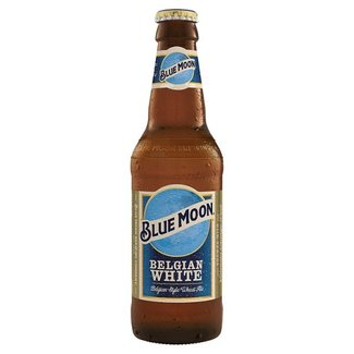 Blue Moon Belgian White Ale 330ml