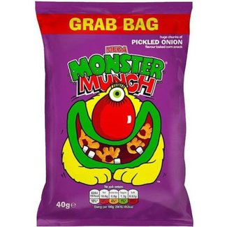 Monster Munch Pickled Onion 40g