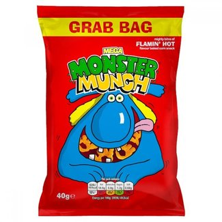 Monster Munch Flamin' Hot 40g