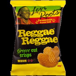 Levi Roots Reggae Reggae Crisps 40g