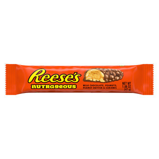 Reeses Nutrageous Bar 47g (1.66oz)