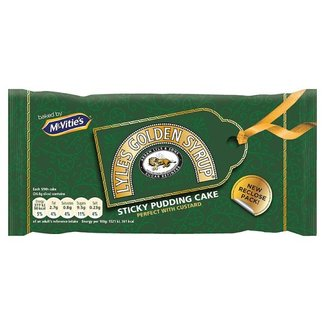 McVitie's Lyle's Golden Syrup Cake