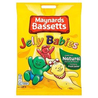Maynard Bassetts Jelly Babies 190g