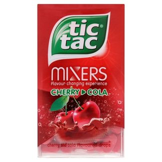 Tic Tac Cherry Cola 18g