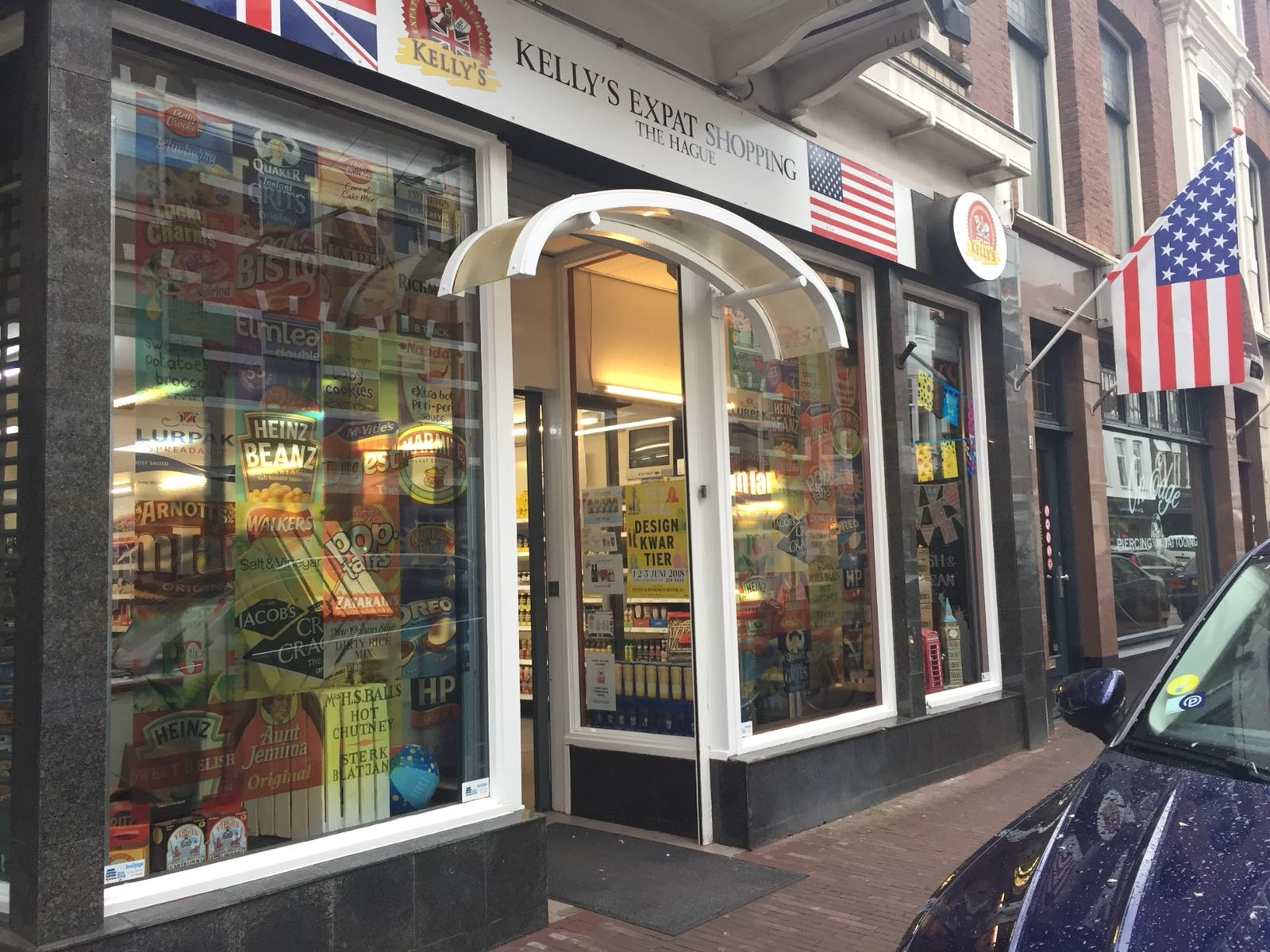 Kellys Expat Shopping The Hague