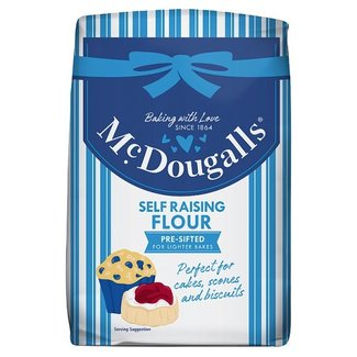 Mc Dougalls Self Raising Flour 1.1.kg