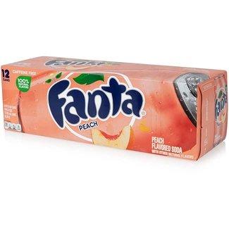 Fanta Peach (12 pack)