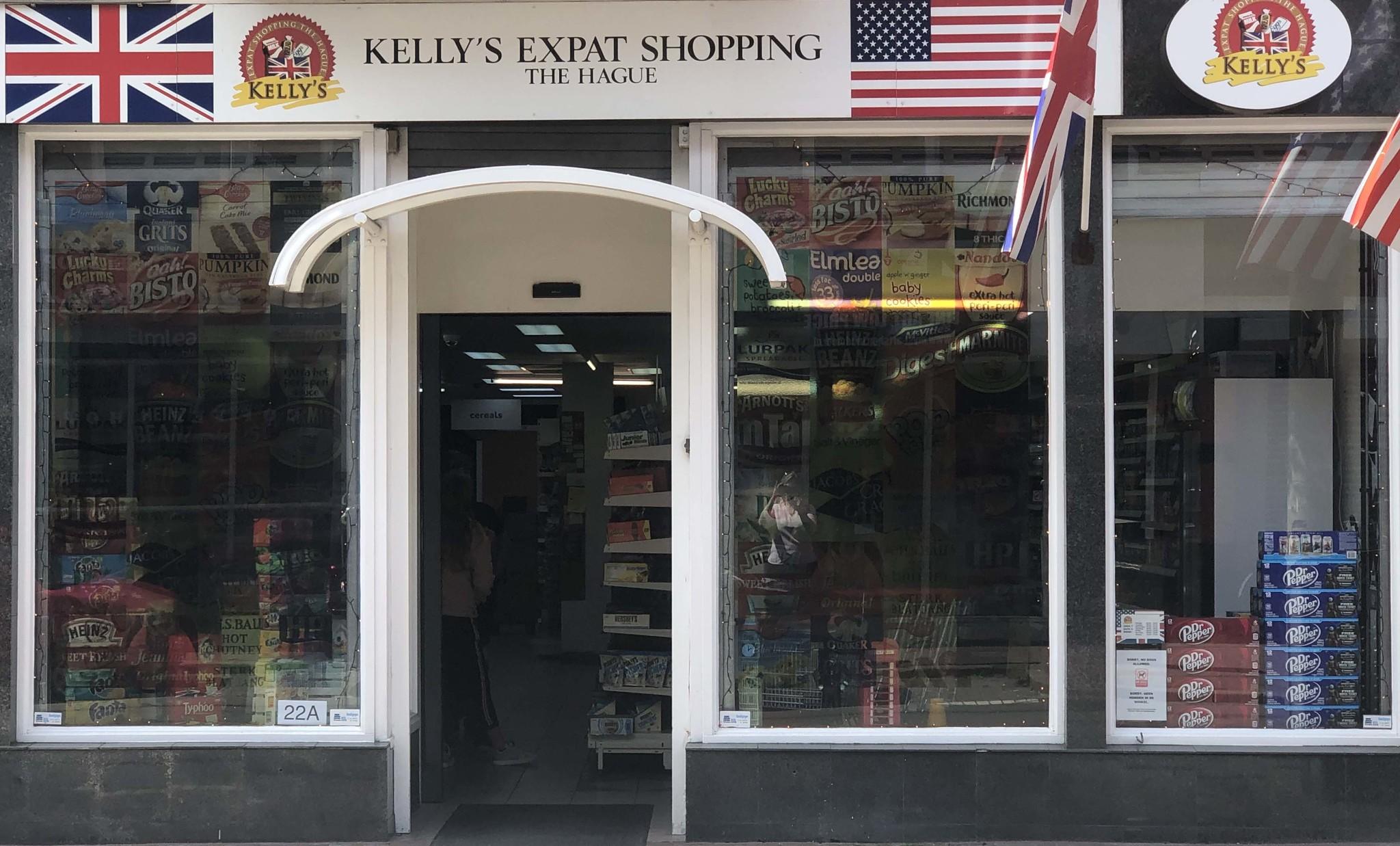 Kellys Expat Shopping Den Haag