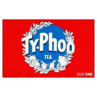Typhoo Tea 240s