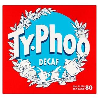 Typhoo Decaf Tea 80s