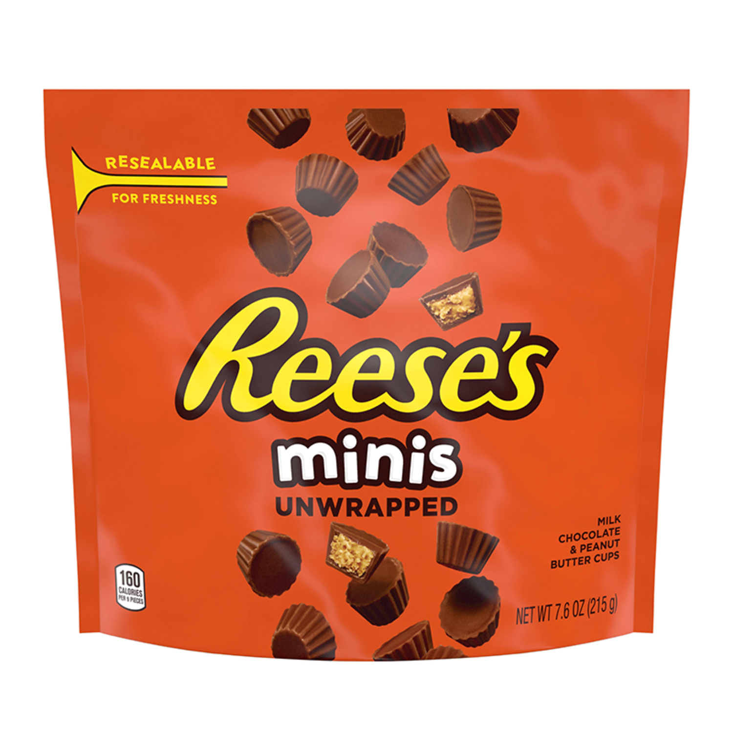 Reeses Cups Minis Pouch