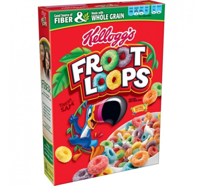 Kellogg's Froot Loops 286g | Shop