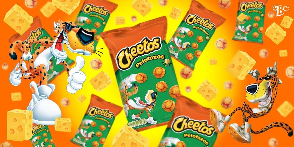 Cheetos Pelotazos Spain