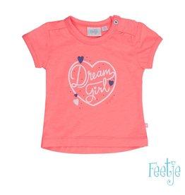 Feetje t-shirt dream girl bisou for you