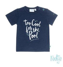 Feetje t-shirt too cool ocean life