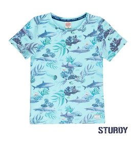 Sturdy t-shirt scuba
