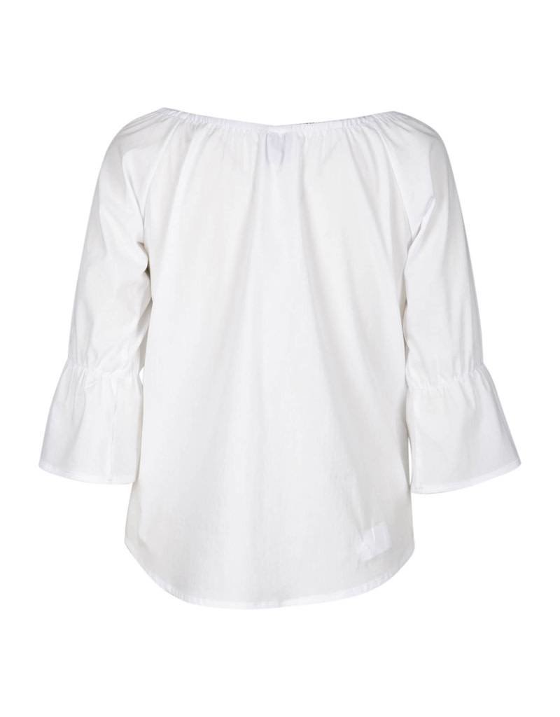 Kie-stone blouse