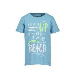 Blue seven t-shirt