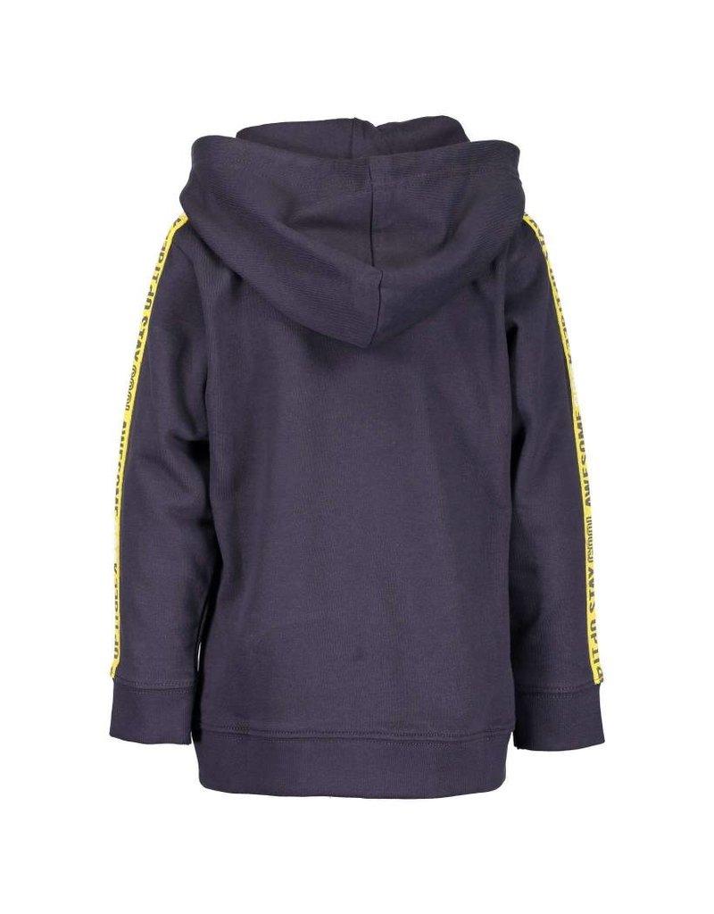 Blue seven hoodie