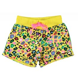 O' Chill korte broek frankie met leopard print
