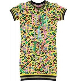 O' Chill jurkje aika met luipaardprint