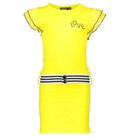 Like Flo ruffle jurk