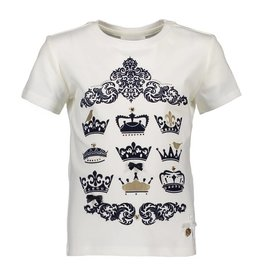 Le Chic t-shirt royal crowns