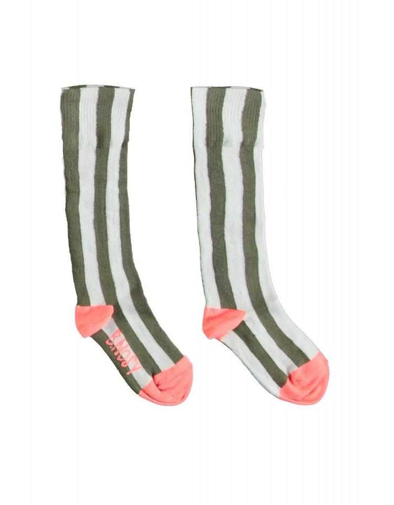 B-Nosy gestreepte sokken