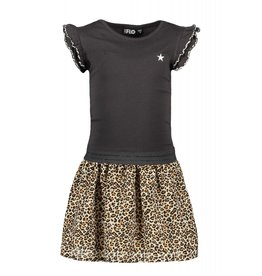 Like Flo jurk met animal rok