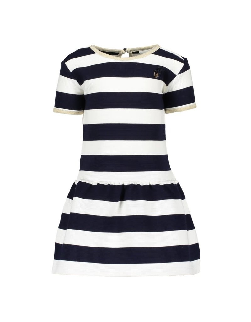 Le Chic gestreepte jurk