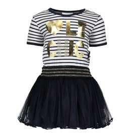 Le Chic jurk heart of gold
