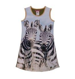 Lovestation22 jurk zebra