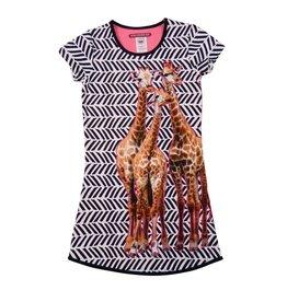 Lovestation22 jurk giraffe