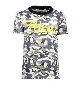 Moodstreet t-shirt camo