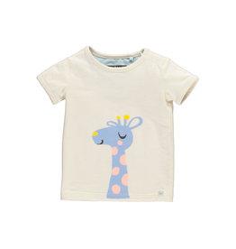 Moodstreet t-shirt giraffe