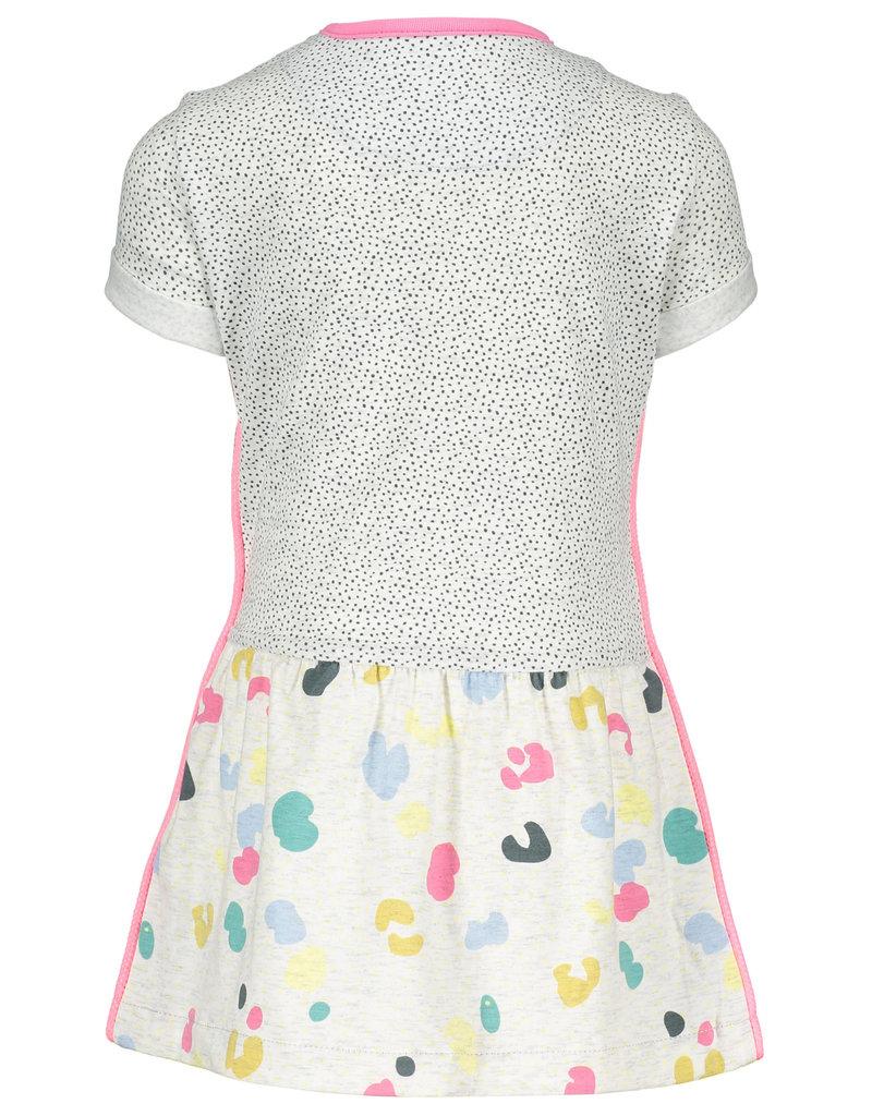 Moodstreet jurk panterprint