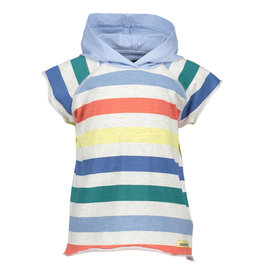 Moodstreet t-shirt met capuchon