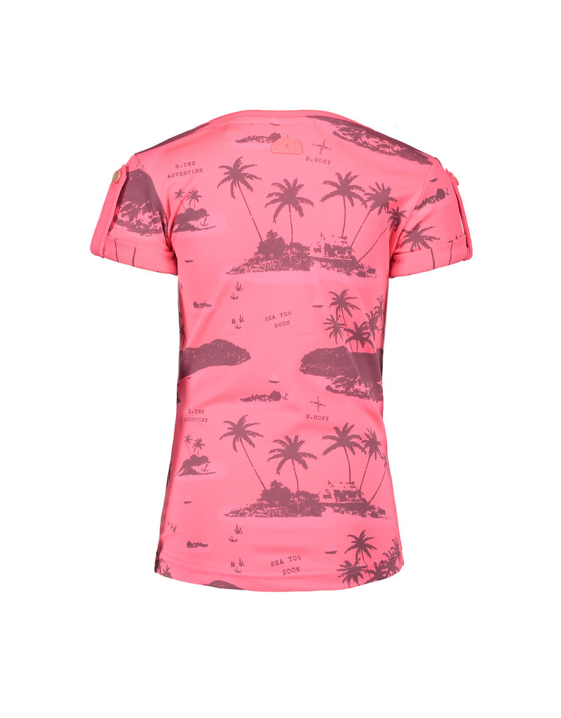B-Nosy t-shirt allover print