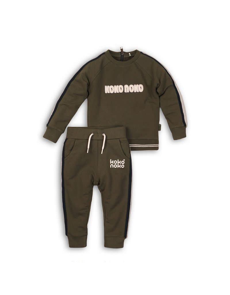 KOKO NOKO sweater en broek (set)