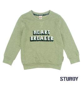 Sturdy trui heart breaker
