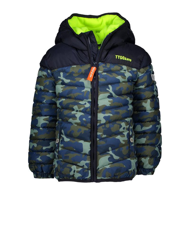 TYGO&vito jas camouflage
