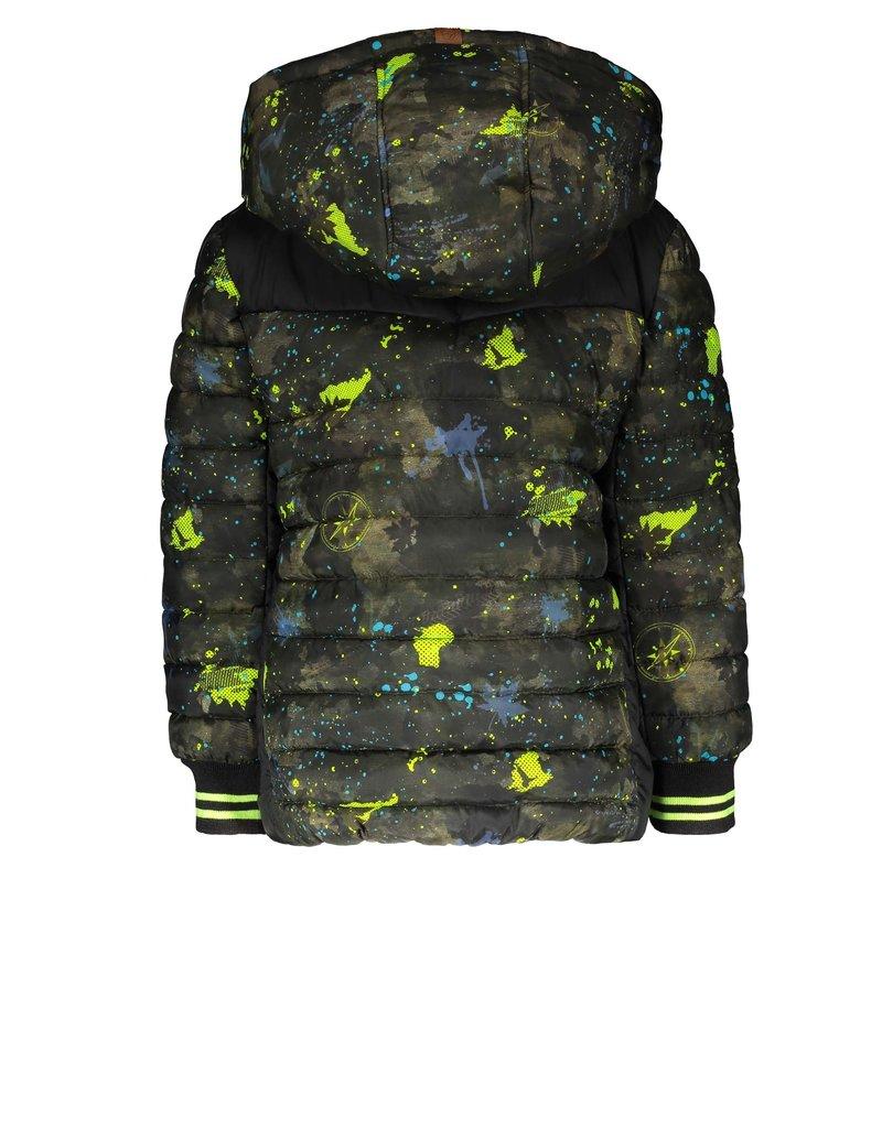 B-Nosy jas camouflage