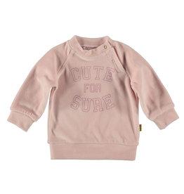 B.E.S.S sweater velvet cute for sure
