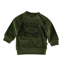 B.E.S.S sweater velvet