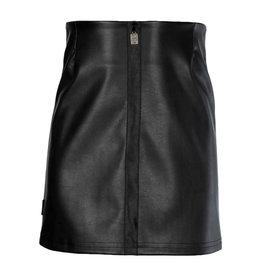 Kie-stone rok zwart