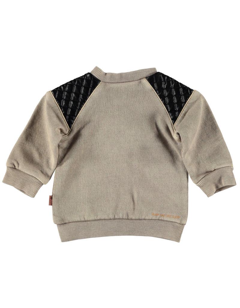 B.E.S.S trui shoulderpatch