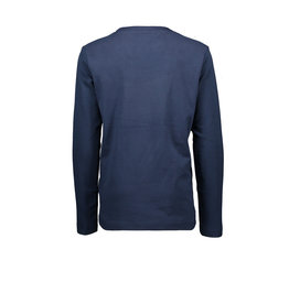 Moodstreet shirt lange mouw met fotoprint